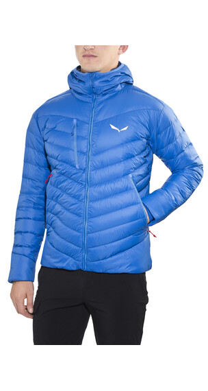 Salewa Ortles Medium Jas blauw